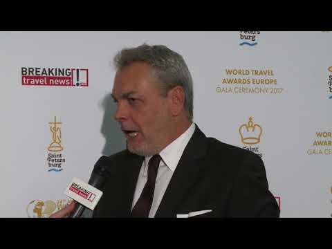 Konstantinos Zikos, chief executive, HotelBrain