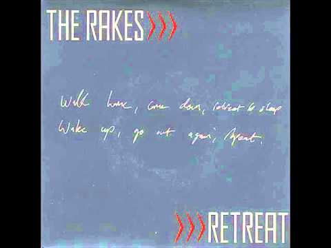 The Rakes - Dark Clouds