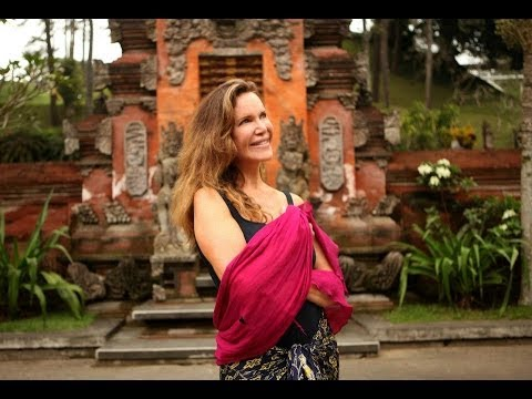 It's good to be a goddess! Bali Goddess Stories 2013
