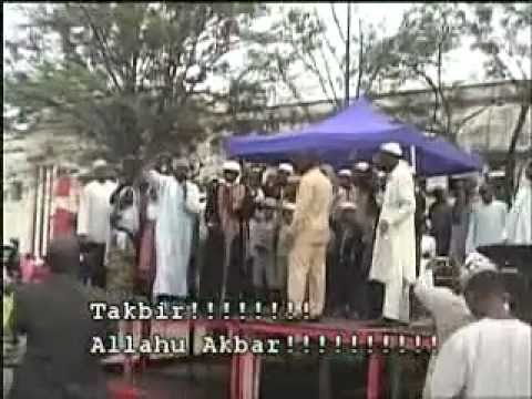 Sheikh Shariff in Goma day3 subtitled