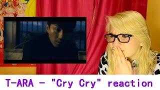 "download lagu T-ara - ""cry Cry"" Drama Ver.  *tbt Reaction* gratis"