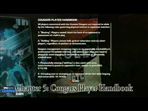 Gears of War 3 Collectibles (Hoarder Achievement) - Act 1 -- Chapter 5: MVP