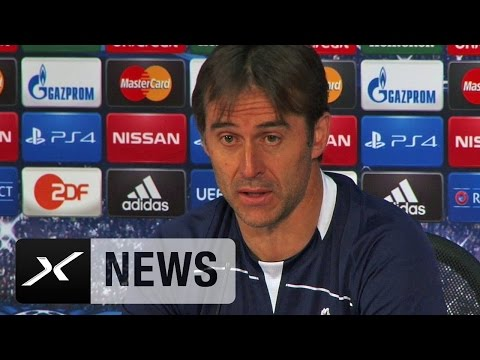 Porto-Coach Julen Lopetegui: