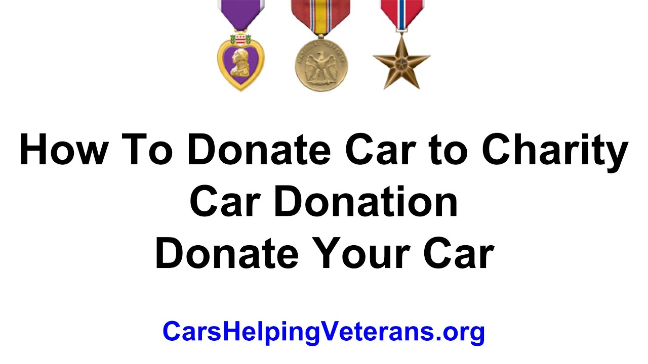 Car donation to charity helping purple heart wounded for How to buy a car from charity motors