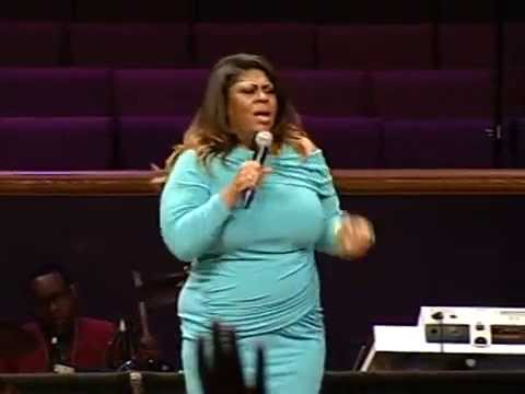 Kim Burrell - Leandria Johnson - John P Kee must See Live In Nashville At Mt. Zion Pt. 1 video