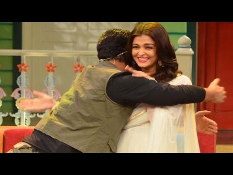 Aishwarya Rai Bachchan Promotes 'Sarbjit' On The Kapil Sharma Show