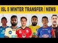 ISL 5 Winter Transfer And News 2019 mp3