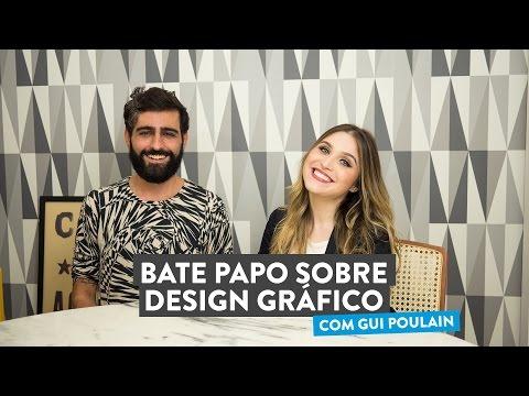 Profissão: designer gráfico! Bate papo com Gui Poulain