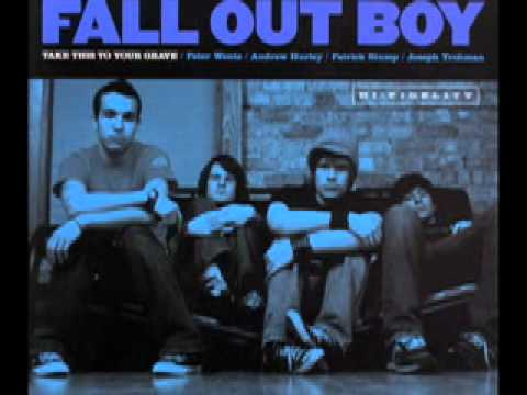 Fall Out Boy - Tell That Mick He Just Made My List Of Things To Do Today