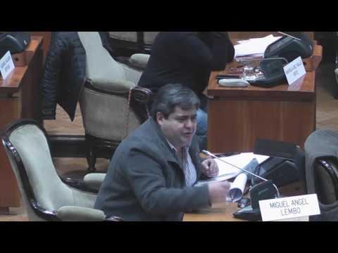 Legislatura- Resúmen debate 9º sesión
