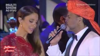 Ivete Sangalo E Carlinhos Brown Você é Linda Ivete Canta Gil Caetano