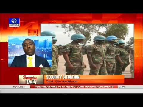 Sunrise Daily Discussing Security Situation In Nigeria Pt 2