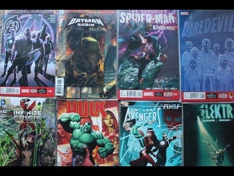 New Comics 9.17.14 Avengers, Hulk, Superior Spider Man, Batman & Robin