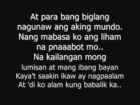 kahit bata pa ako - icezhix locca (lyrics) - YouTube.flv
