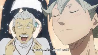 Black Clover - Funny Moments #4