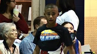 7th Grader Julian Newman GOES AT High School Players