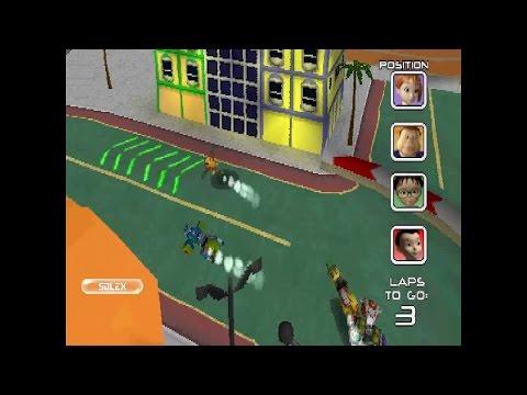 Cubix Robots for Everyone: Race'n Robots … (PS1) 60fps
