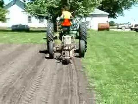 One row planter 2
