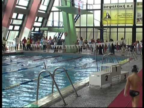 Διασυλλογικοί αγώνες κολύμβησης 3ο μέρος