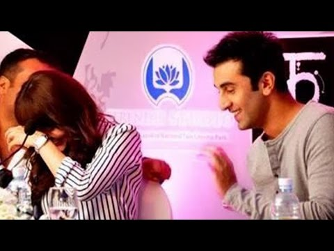 When Anushka Sharma Cried Because Of Ranbir Kapoor
