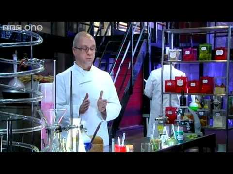 Heston Blumenthal's Cheese Sandwich - The Impressions Show with Culshaw and Stephenson - BBC One