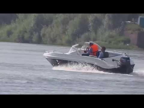 лодка неман 2 ютуб