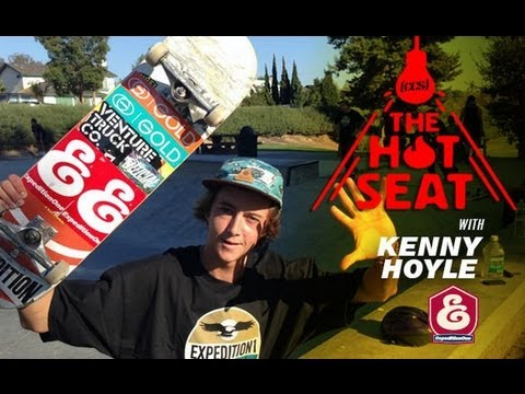 The Hot Seat | Kenny Hoyle