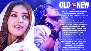 Old Vs New Bollywood Mashup 2020 | 90's Old Hindi Songs Mashup Remix _Jukebox \ Indian mashup 2020