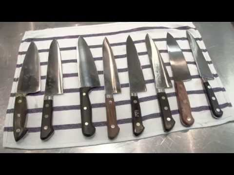 Equipment Review: Best Carbon-Steel Chef's Knives & Our Testing Winner