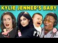 COLLEGE KIDS REACT TO KYLIE JENNER'S BABY (To Our Daughter) -