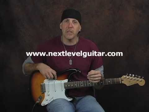 Blues guitar rhythm lesson slow and fast 12 bar chord changes instant music