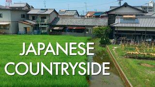 Train Ride through the Japanese Countryside | IYONADA MONOGATARI