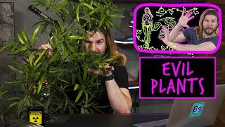 Poison Ivy's Evil Plants | Because Science Footnotes