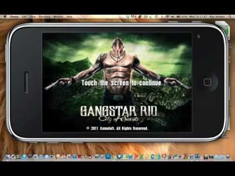 iOS: Gangstar 3 Rio: City of Saints Infinite Cash Cheat