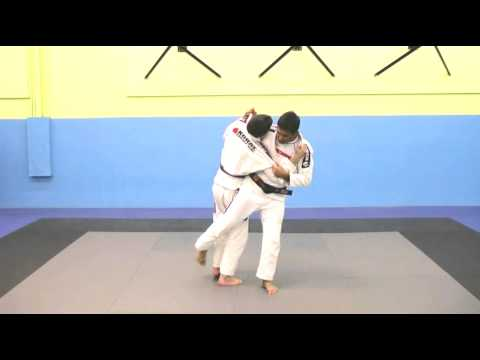 SDBJJ: TAKEDOWNS - OSOTO GURUMA Image 1