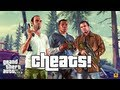 grand theft auto 5: in game cheat codes ...