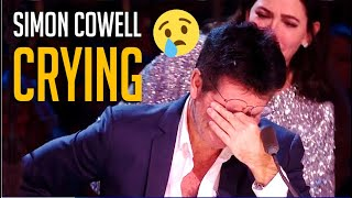 5 Times Simon Cowell Broke Down CRYING For Real! 😭