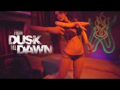 From Dusk Till Dawn (COLOR!!) at Halloween Horror Nights 2014 Universal Studios Hollywood