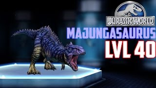 Jurassic World The Game - Majungasauruhs - Level 40