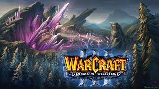 ГИБЕЛЬ ДРЕНОРА! - КРУШЕНИЕ! - ДОП КАМПАНИЯ!(Warcraft III: The Frozen Throne)#8