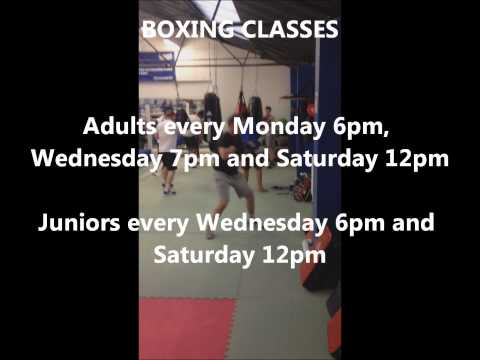 Boxing At Combat Sports Centre