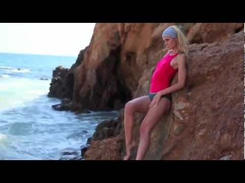 Brittany Mason in a sexy Malibu, California Swimwear Shoot