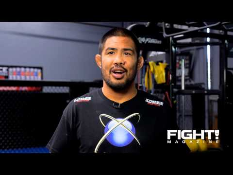 Mark Munoz on Lyoto Machida fight Muay Thai  2014 plans