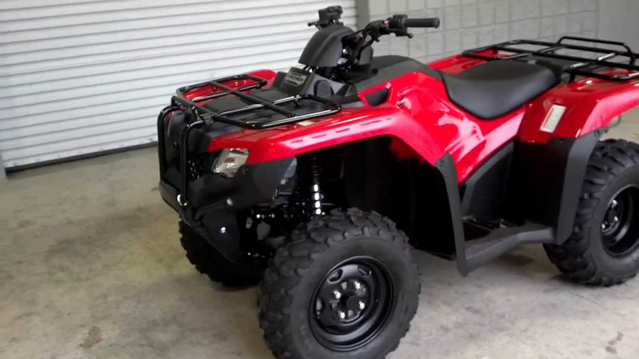 Honda Rancher For Sale >> 2014 Rancher 420 2x4 ATV SALE at Honda of Chattanooga / TN GA AL ATV Dealer - TRX420TM1E - YouTube