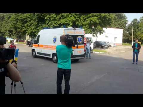 Солошенко и Афанасьев приземлились в Киеве