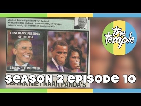 The Temple - S2E10 - Meet The Family, Obama The Ape & The Temple Movie