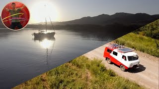 BOAT LIFE OR VAN LIFE? To explore the world - Ep 170
