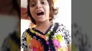 ASIFA SINGING SAD SONG || SUNA THA KE BEHAD SUNEHRI HI DELHI || JUSTICE FOR ASIFA