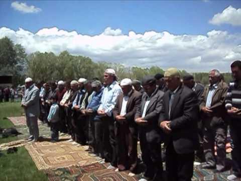 NİĞDE AKTAŞ KASABASI YAĞMUR DUASI 20.05.2012