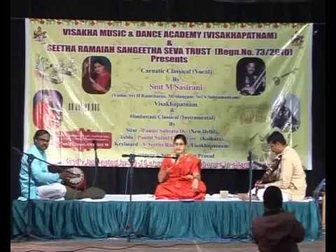 MAHA GANAPATHIM (Carnatic Classical Music - Vocal)